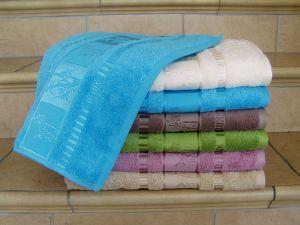Zvětšit fotografii - Bambusový ručník a osuška Organic 500 g/m2