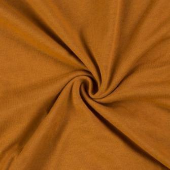Jersey prostěradlo cihlové rozměr 70x140 cm.