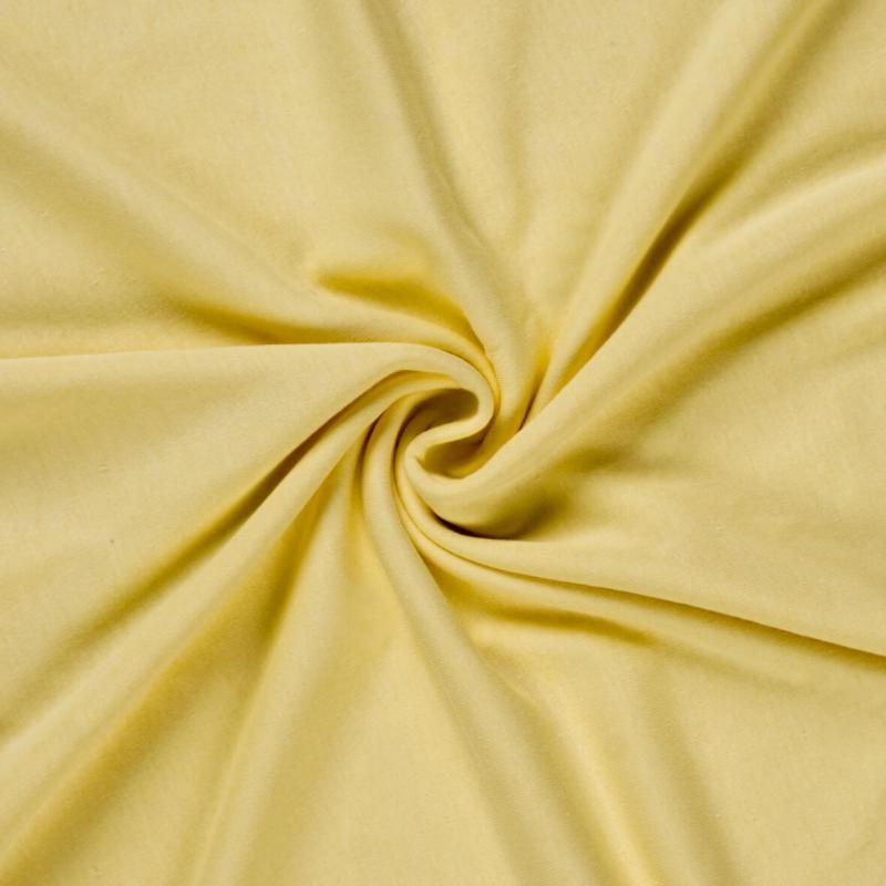 Jersey prostěradlo citrus rozměr 70x140 cm.