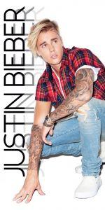 Zvětšit fotografii - Osuška Justin Bieber 70x140 cm