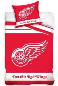 Bavlněné povlečení NHL Detroit Red Wings