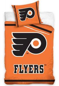 Bavlněné povlečení NHL Philadelphia Flyers