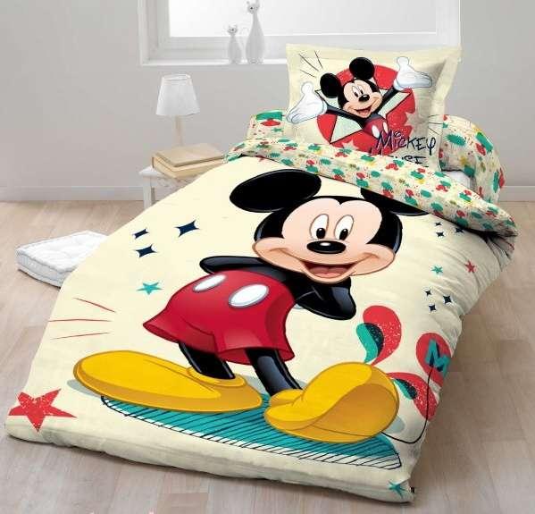 Mickey 2012 bavlna 1x 140/200, 1x 90/70