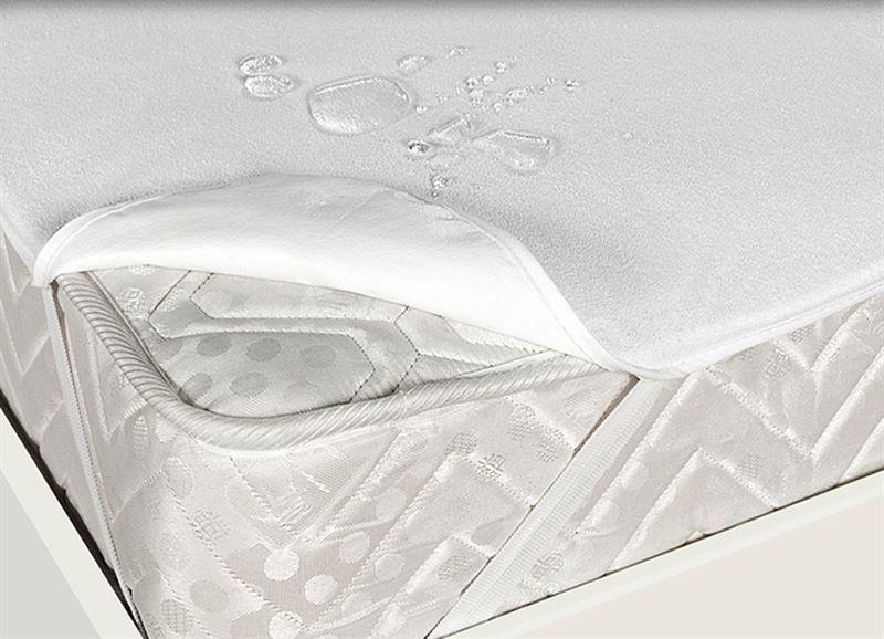 Nepropustný matracový chránič Softcel s PU (prodyšný) rozměr 90x200 cm.