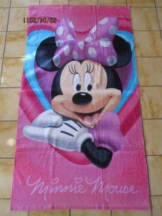 Dětská osuška s motivem Disney - Minnie