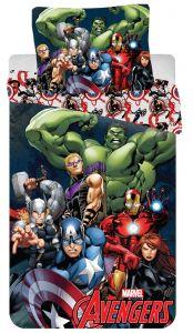 Bavlněné povlečení Avengers 2016