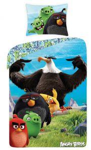 Bavlněné povlečení Angry birds 1174