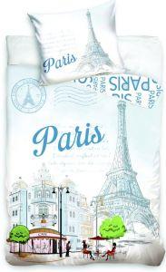 Bavlněné povlečení Paris Tower
