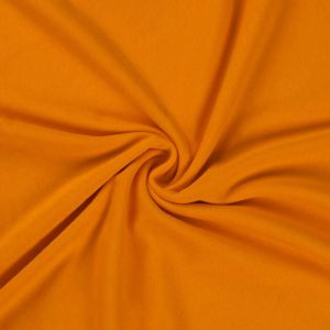 Jersey prostěradlo oranžové