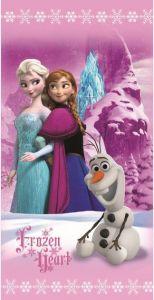 Osuška Frozen pinkie trio 70x140 cm
