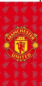 Osuška Manchester United 75x150 cm