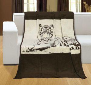 Deka vzorovaná Tygr