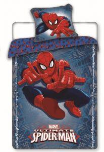 Superhrdina na bavlněném dětském ložním povlečení Spiderman 2016, Jerry Fabrics