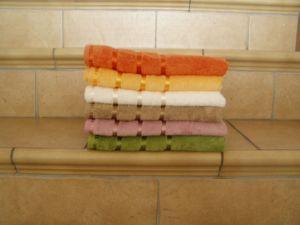 Bambusový ručník a osuška ELA 480 g/m2