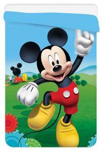 Dětská prošívaná deka Mickey