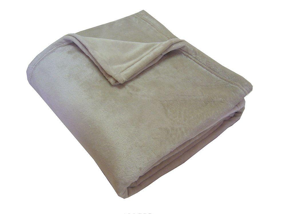 Fine soft deka Dadka béžová
