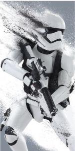 Plážová osuška Star Wars Trooper 70x140 cm