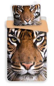 Bavlněné povlečení fototisk Tygr 2017