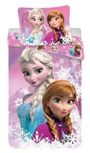 Bavlněné povlečení Frozen duo sisters