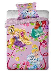 Kvalitní bavlněné povlečení ložní Disney - Princess 2015, Jerry Fabrics