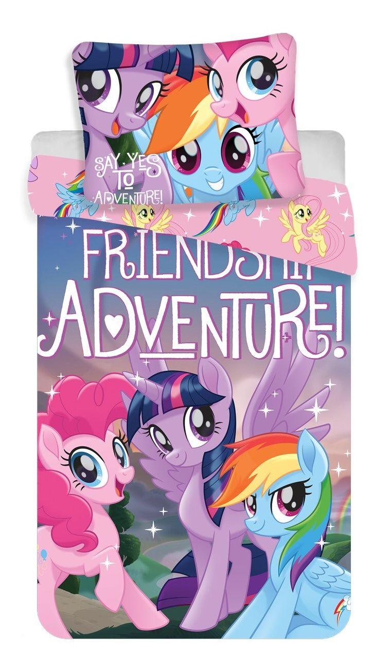 Dětské bavlněné ložní povlečení My Little Pony