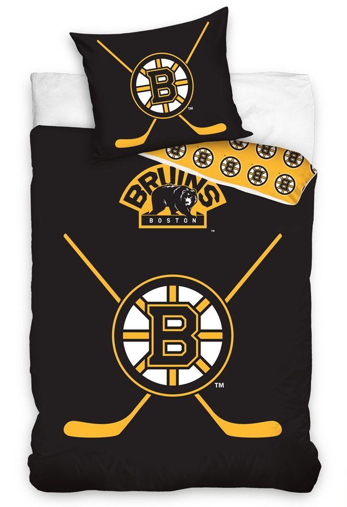 Hokejové povlečení NHL Boston Bruins