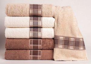 Ručníky a osušky LINDEN 500 g/m2