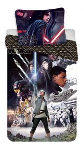 Bavlněné povlečení Star Wars VIII