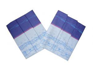 Do fialové barvy laděné utěrky Ba Extra savá 50x70 - Vintage fialová, Svitap