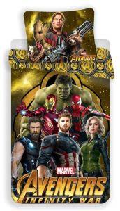 Bavlněné povlečení Avengers Infinity War