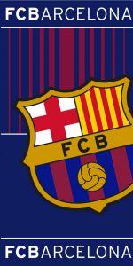Pro chlapce z froté materiálu velmi kvalitní osuška FC Barcelona 05, Jerry Fabrics