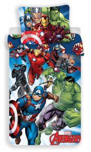 Bavlněné povlečení Avengers 02