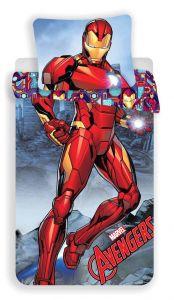 Bavlněné povlečení Iron-man