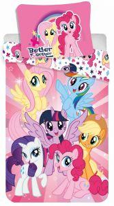 Bavlněné povlečení My Little Pony 086