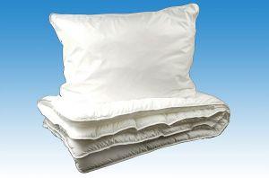 Od českého výrobce kvalitní celoroční souprava Standard (přikrývka a polštář), Dadka