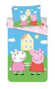 Disney povlečení do postýlky Peppa Pig 013  baby