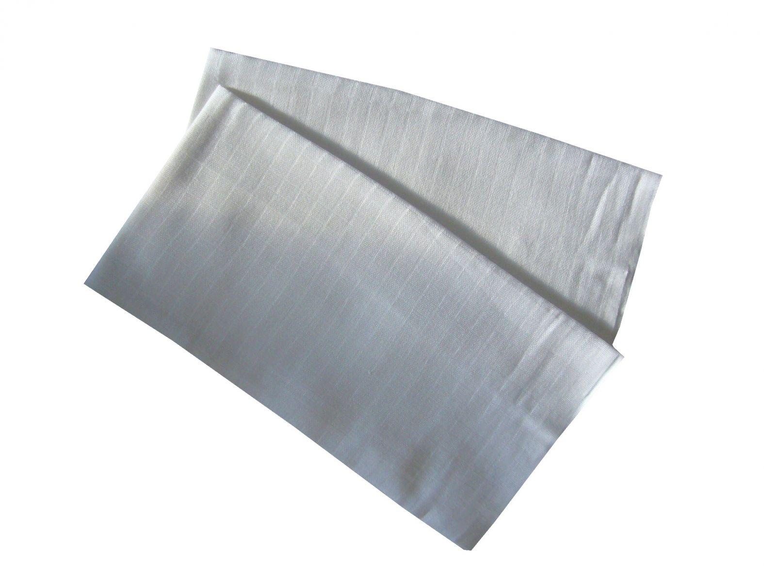 Plena bílá Biobavlna 70x70 cm bílá (bal 3 ks)