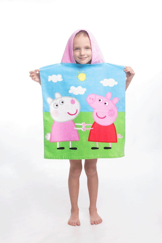 Pončo Peppa Pig 013