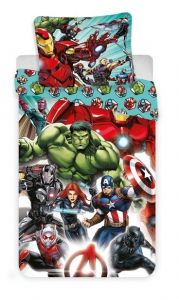 Bavlněné povlečení Avengers Comics