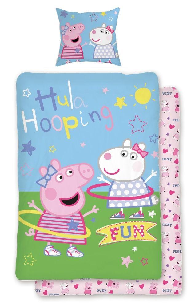 Bavlněné povlečení Peppa Pig 031