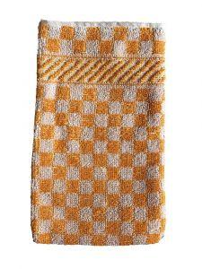 Žínka Kosák oranžová kostka