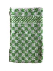 Žínka Kosák zelená kostka