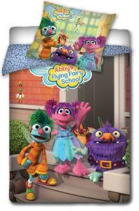 Dětské bavlněné ložní povlečení ANIMAL PLANET Sesame street, Carbotex