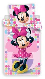 Povlečení Minnie pink 03