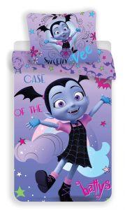 Pro holčičky kvalitní dětské bavlněné ložní povlečení Vampirina, Jerry Fabrics