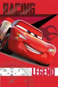 Dětská fleecová deka Cars legend