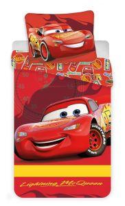 Disney povlečení do postýlky Cars baby MqQuenn
