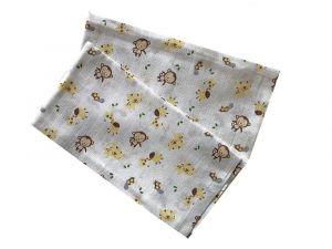 Pro novorozence kvalitní dětská plena Safari (balení 5 ks), PREM INTERNACIONAL