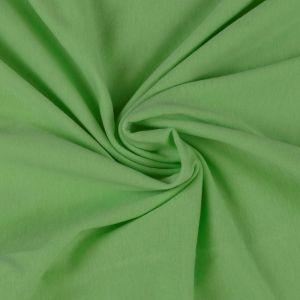 Jersey prostěradlo světle zelené