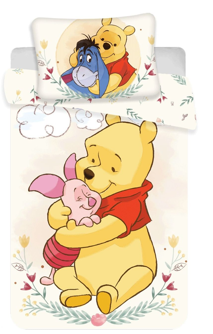 Disney povlečení do postýlky WTP cute baby Jerry Fabrics